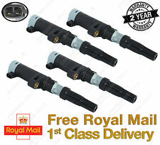 4X IGNITION COIL FOR RENAULT AVANTIME,THALIA,TWINGO 1998>ON 1.4 1.6 2.0