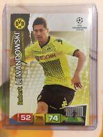 Robert Lewandowski Base Rookie Card 2011/12 Champions League