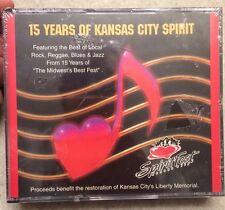 Kansas City SpiritFest - 15 Years of Spirit Brand New Sealed CD Free Shipping!