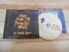 CD Folk Amanda Rogers - Hope From Forgotten Woods (16 Song) MAKE MY DAY
