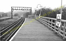 Mill Hill East Railway Station Photo. Finchley - The Hale. Edgware Line. GNR (8)