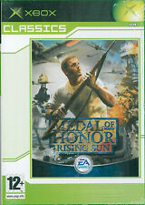 Medal of Honor Rising Sun Microsoft Xbox 12+ FPS Shooter Game