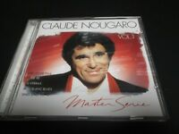 "CD ""CLAUDE NOUGARO - MASTER SERIE, VOLUME 1"" best of 16 titres"