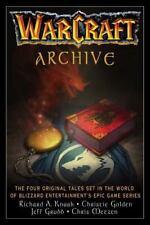 WarCraft Archive World Of Warcraft