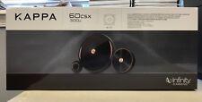 """Infinity KAPPA 60CSX 600 Watt 6.5"""" Kappa Series 2-Way Component Car Speakers NEW"""