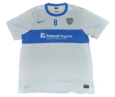 Boca Junior VolleyBall Jersey nike player issue shirt L Adult number 8