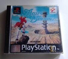 PS1 Azure Dreams Konami