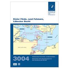 BSH 3004, Deutschland - Kieler Förde, rund Fehmarn, Lübecker Bucht # Seekarte