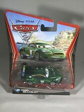 Disney Pixar Cars 2 20 Nigel Gearsley New on Card Mattel