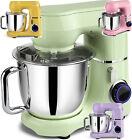 Kitchen Appliances Small Tilt Head Mixers Kitchen Electric Stand Mixer 7 Colors photo