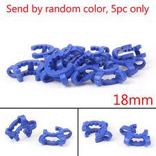18mm Plastic clips for NC clip Random Colors 5PCS US