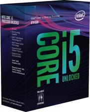 Intel Processeur Socket 1151 Core I5 8600k (6x 3.6ghz/4.30ghz)