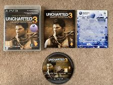 Uncharted 3 Game Of The Year Edition - Playstation 3 PS3 UK PAL