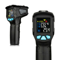 -50~800℃ Industrial Digital Infrared Thermometer Handheld Infrared LCD E4B5