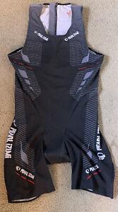 PEARL IZUMI P.R.O. Series Sprint Skin Suit Tri Triathlon Cycling - Mens Large L