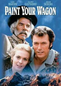 PAINT YOUR WAGON NEW DVD