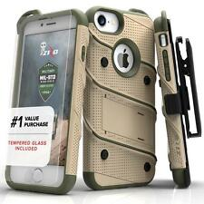 iPhone 7 6 6S Case Shockproof Military Grade Screen Protector Belt Clip Holster