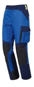 Pionier Arbeitshose Sicherheitshose Hose Bundhose Concept kornblau/marine Gr.54