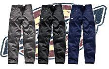 Dickies Redhawk Action Work Combat Cargo Zip Pocket Trousers