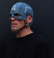Halloween Comicon Mask Latex Captain America Superhero 2019 Costume Mask