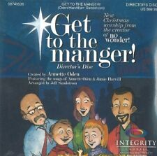 Get To The Manger! by Oden (Director's Disc, New, Integrity Music)