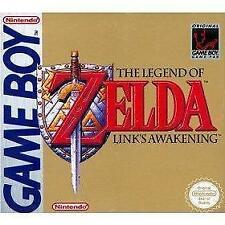 Legend of Zelda: Link's Awakening (Nintendo Game Boy, 1993) GAME ONLY NICE NESHQ