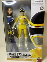 Power Rangers Lightning Collection In Space Yellow Ranger Hasbro Mighty Morphin