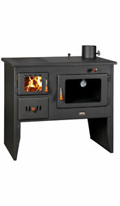 EEK A water-Kitchen Stove Prity W12 1P41 with XL Oven – 16kW