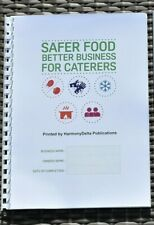 More details for 2021 sfbb safer food better business caterers pack & 12 month diary bound
