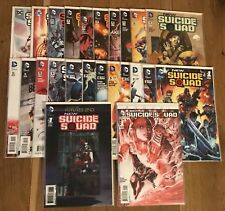 New Suicide Squad #1-22 + Annual + Special - 1st Print Variants NM DC Comics