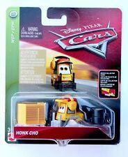 CARS 2 - HONK CHO + Bonus Card - Mattel Disney Pixar