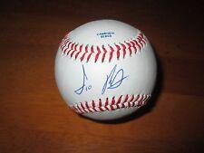 FRANCISCO RIOS Signed Official League Baseball AUTO Ball Autograph Blue Jays