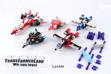 Superion 100% Complete Combiner Giftset Superlink Transformers