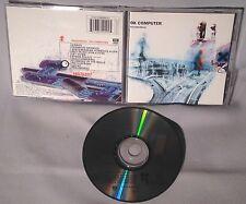 CD RADIOHEAD OK Computer CANADA 1997