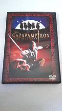 """DVD """"LOS CAZAVAMPIROS DE TSUI HARK"""""""