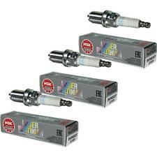 3X NGK Laser Platinum Premium Zündkerze 3199 Typ BKR6EQUP Zünd Kerze