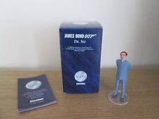BNIB Corgi Collectable James Bond 007 Dr No Figure