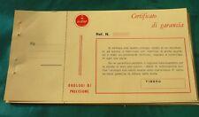 ASTOR orologio Garanzia originale Vintage Astor Swiss watch Certificato Garanzia