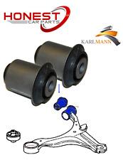 For HONDA STREAM 2000-2006 FRONT LOWER WISHBONE ARM REAR BUSHS X2 Karlmann