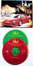 BLUR - Chemical World (CD Single Pts 1 & 2) (EX-/VG)