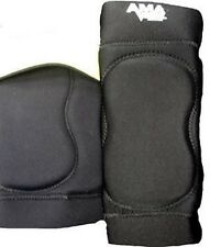 AMA Black Pro Knee Pads XL, wrestling football MMA judo sports Jui Jitsu