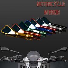 For Yamaha FJ-09 XJ6 DIVERSION MT125 Motorcross CNC Rear View Side Mirrors