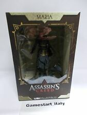 ACTION FIGURE ASSASSIN'S CREED FILM - MARIA - UBISOFT UBICOLLECTIBLES - NEW