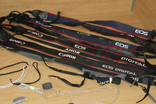 JOB LOT CAMERA STRAPS NIKON CANON SONY ETC X21