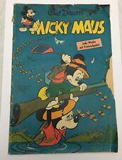 Micky Maus N. 40 del 1959, Originale con difetti