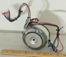 280VA Toroidal Power Transformer Dual 100/115 Primary & Dual 28V @ 5A Secondary