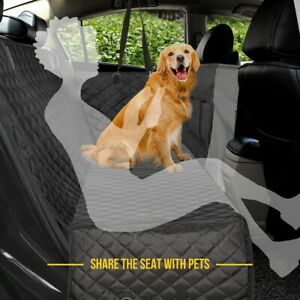 Dog Car Seat Covers Kids and Pet Cat Dog Carrier Backpack Outdoor Mat US Seller