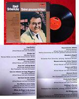 LP Rudi Schuricke: Seine grossen Erfolge (Polydor 46 786 HiFi) D