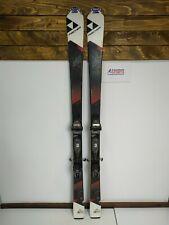 2017 Fischer XTR Pro MTN X 165 cm Ski + Marker M10 Bindings Sport Fun Winter