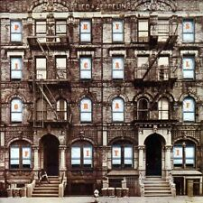 LED ZEPPELIN - PHYSICAL GRAFFITI - 3CD BRAND NEW SEALED 2015 DELUXE EDITION